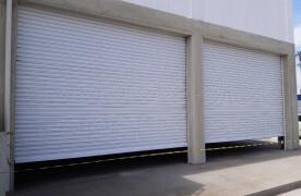 Lojas Emofer - Porta de Enrolar Automática